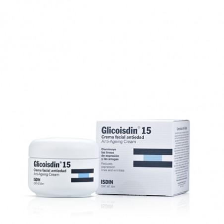 Glicoisdin. Crema facial antiedad - ISDIN