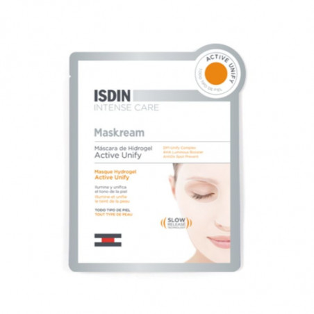 Maskream. Máscara de Hidrogel Active Unify - ISDIN
