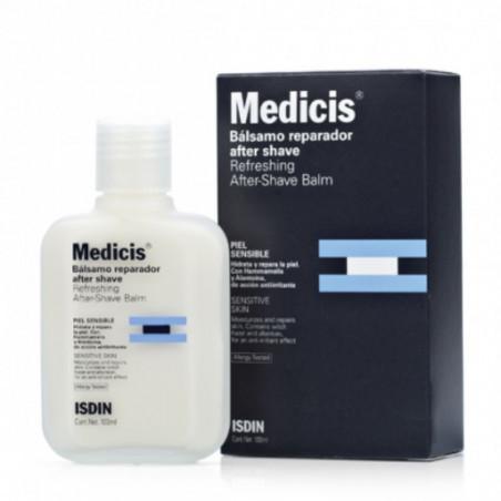 Medicis. Bálsamo reparador after shave - ISDIN