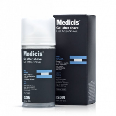 Medicis. Gel After Shave - ISDIN