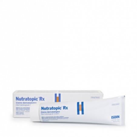 Nutratopic. Rx Coadyuvante dermatológico en crema Piel atópica - ISDIN