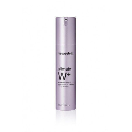 Ultimate W+. Whitening Cream - MESOESTETIC