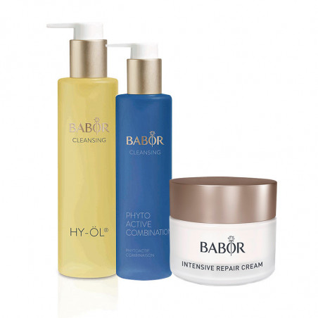 Pack Skinovage Classic. Intensive Repair Cream + HyÖl + Phytoactive - BABOR