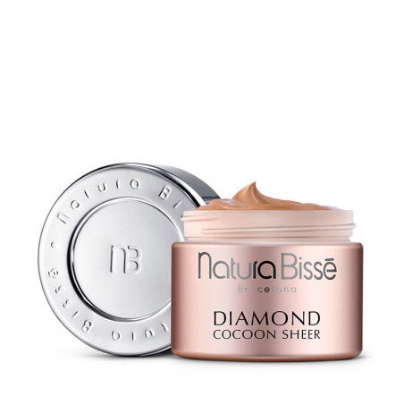 Diamond Cocoon Sheer. Cream SPF30 PA++ con Color - NATURA BISSÉ