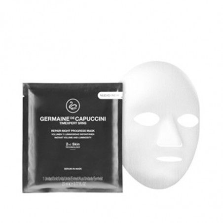 Timexpert SRNS. Repair Night Progress Mask - GERMAINE DE CAPUCCINI