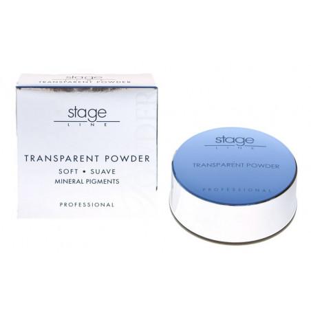 Polvos fijadores Transparent Powder - STAGE LINE