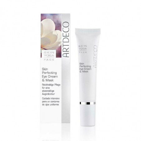 Skin Yoga Face. Skin Perfecting Eye Cream & Mask - ARTDECO