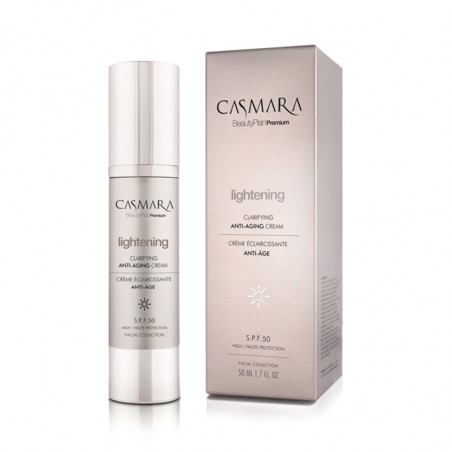 Lightening Collection. Clarifying Antiaging Cream SPF50 - CASMARA
