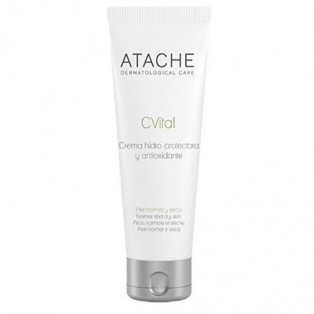 C Vital Crema Hidro-Protectora (Piel normal y seca) - ATACHE
