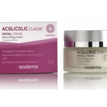 Acglicolic. Classic Crema Nutritiva - SESDERMA