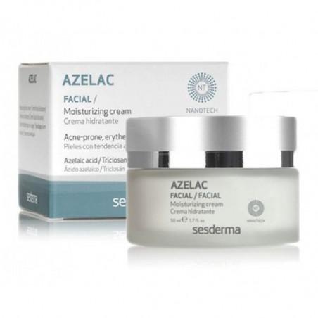 Azelac. Crema Facial Hidratante - SESDERMA