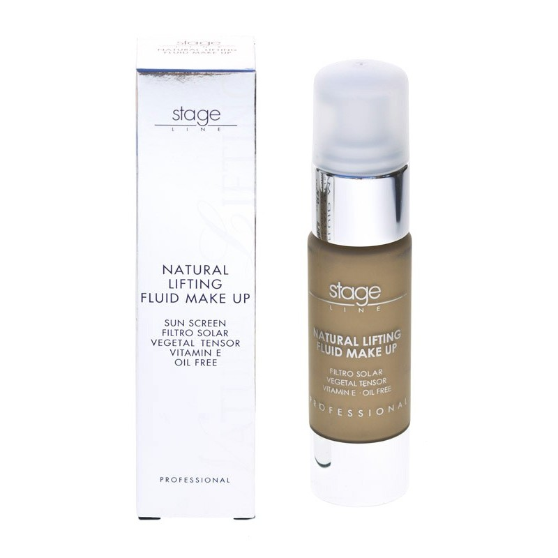 Maquillaje Natural Lifting Fluid Make Up - STAGE LINE