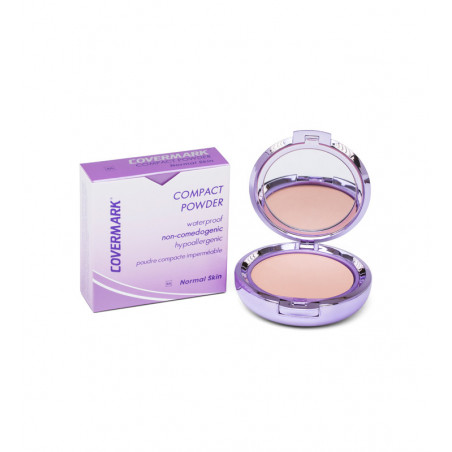 Camouflage. Compact Powder Pieles secas y sensibles - COVERMARK