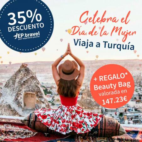 35% DTO - Viaje Día de la mujer a Turquía