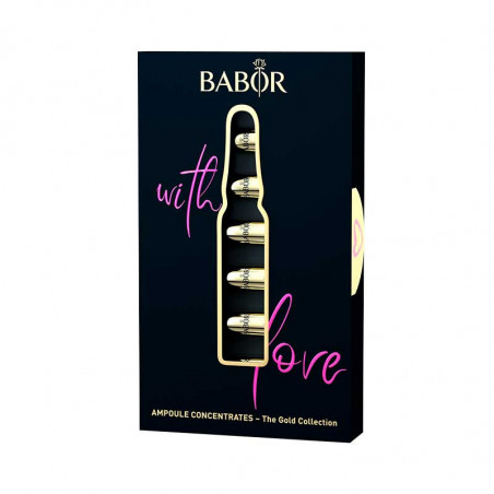Ampollas Concentradas. With Love Gold Edition - BABOR