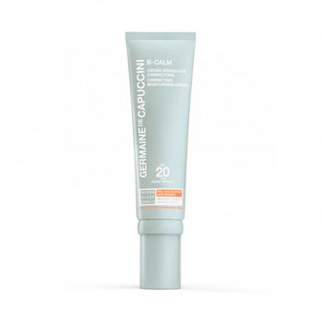 B-Calm. Crema Hidratante Correctora SPF20 - GERMAINE DE CAPUCCINI