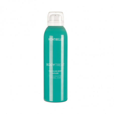 Body Treat. Crackling Body Mousse - Montibello