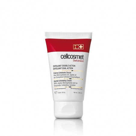 Facial. Exfoliant Dual Action - Cellcosmet