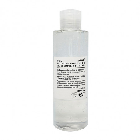 (Disponible) Gel Hidroalcohólico 200 ml - CELINDE