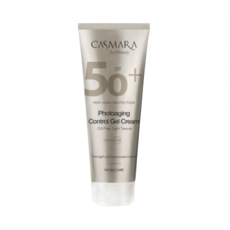 SunBeauty Collection. Photoaging Control Gel Cream SPF50+ - CASMARA