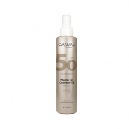 SunBeauty Collection. Vitamin Tan Optimizer Oil SPF50 - CASMARA