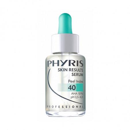 Skin Results Aha Peeling 40 - PHYRIS