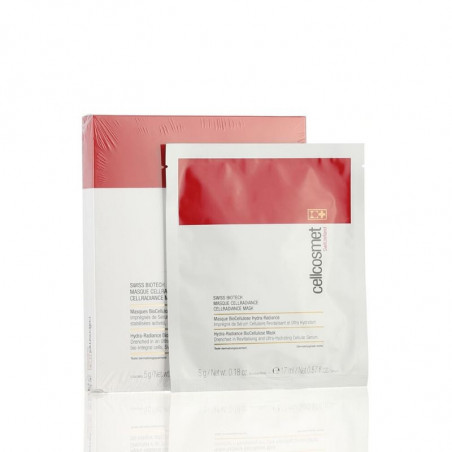 Facial. CellRadiance Mask - Cellcosmet