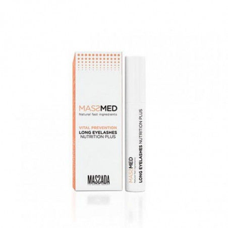 Massmed. Vital Prevention. Long Eyelashes Nutrition Plus- Massada