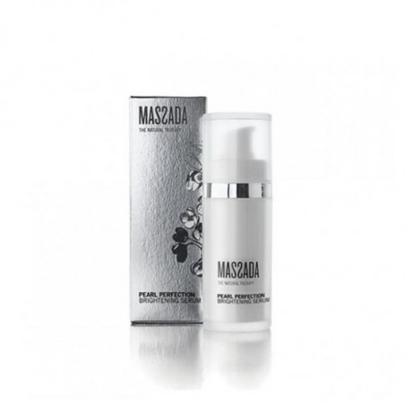 Facial Anti-aging. Pearl Perfection. Brightening Serum - Massada
