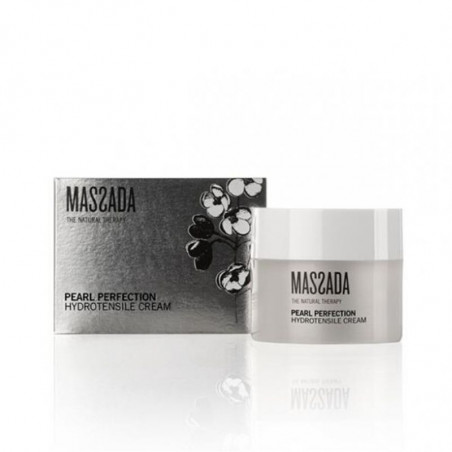 Facial Antiaging. Pearl Perfection.  Hydrotensile Cream - Massada
