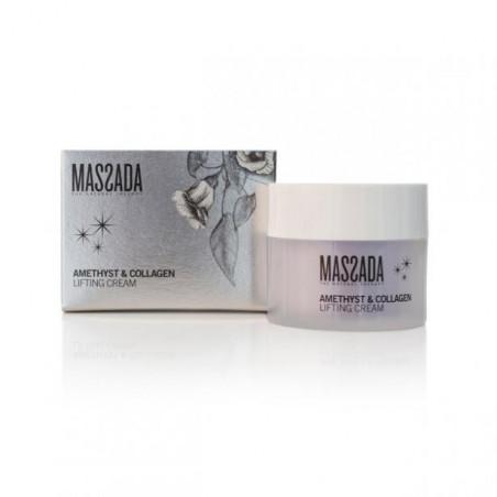 Facial Antiaging. Lifting Ácido Hialurónico. Amethyst & Collagen Lifting Cream - Massada