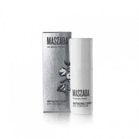 Caviar. Antiaging Eye Contour- Massada