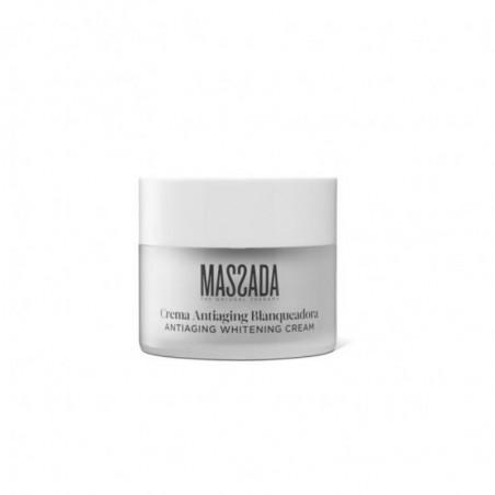 Whitening. Crema Antiaging Blanqueadora - Massada