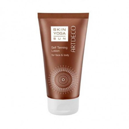 Skin Yoga Sun. Self Tanning Lotion - ARTDECO