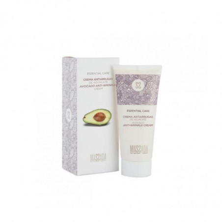 Facial Essential. Crema Antiarrugas - Massada
