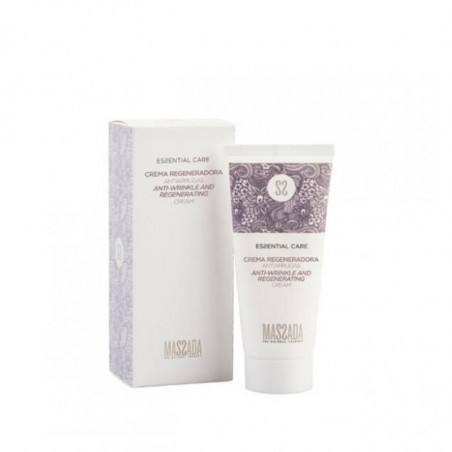 Facial Essential. Crema Regeneradora Antiarrugas - Massada
