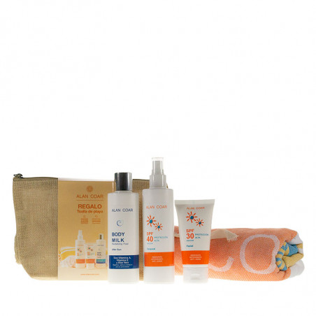 Pack Solar. Facial SPF30 + Corporal SPF40 + After Sun ¡De Regalo! - ALAN COAR