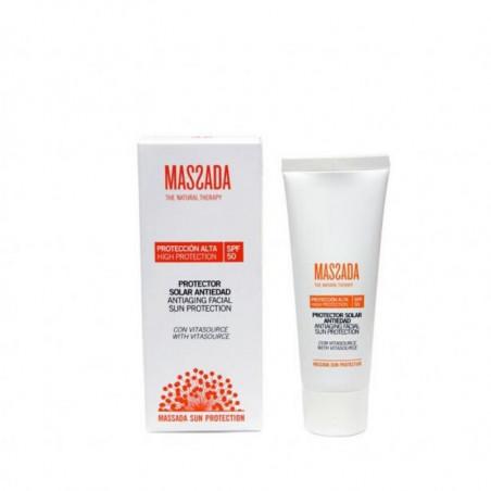 Sun Protection. Protección Solar Antiedad SPF50 - Massada