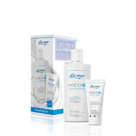 Pack Med+ Anti-Dry. Champú + Acondicionador 30 ml - LA MER