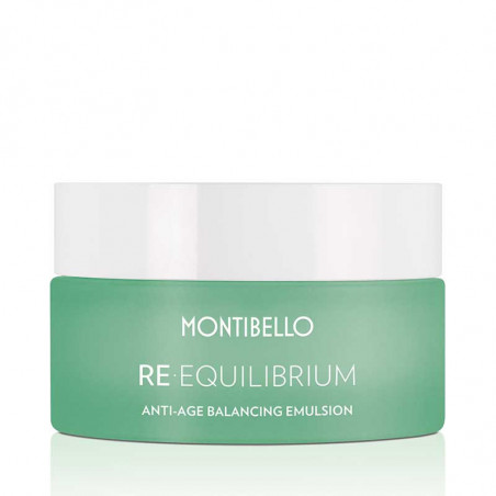 Re-Equilibrium. Anti-Age Balancing Emulsion - MONTIBELLO