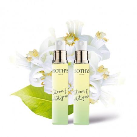 Agua Perfumada Limón y Petitgrain - SOTHYS