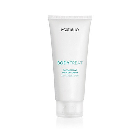 Body Treat. Decongestive Cool Gel Cream - MONTIBELLO