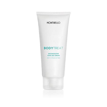 Body Treat. Decongestive Cool Gel Cream - MONTIBELLO