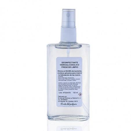Desinfectante de Manos Frescor Limpio