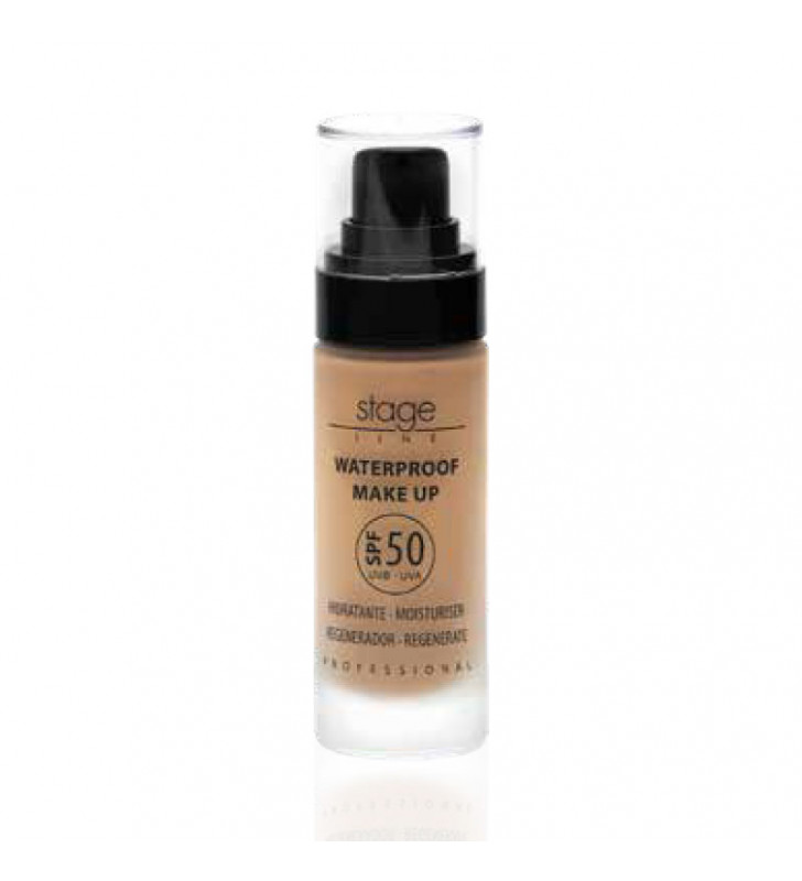 Maquillaje Waterproof Make Up SP50 - STAGE LINE