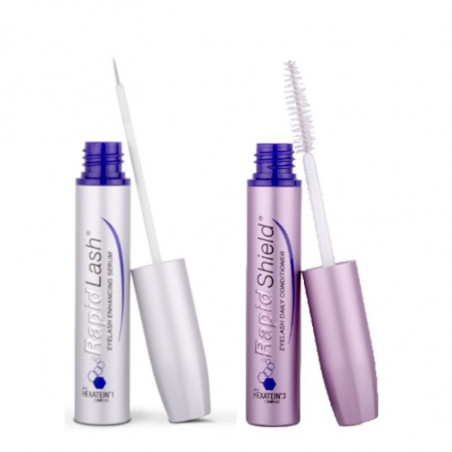 Dúo. RapidShield™ & RapidLash® - RapidLash California