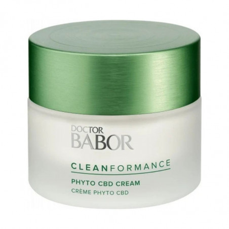 CleanFormance. Phyto CBD Cream - Doctor Babor