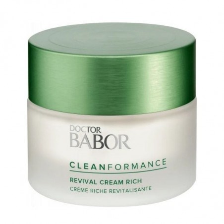 CleanFormance. Regeration Glow Revival Cream Rich - Doctor Babor