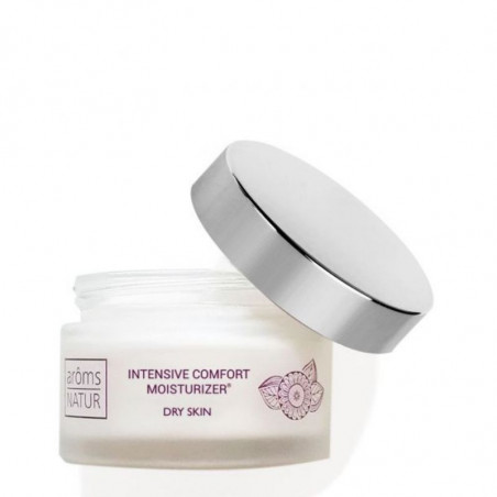 Happiness Cosmetics. Intensive Comfort Moisturizer - Aroms Natur