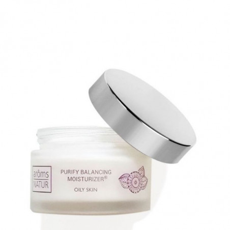 Happiness Cosmetics. Purify Balancing Cream - Aroms Natur